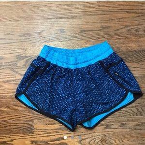 Lululemon tracker shorts sz 8